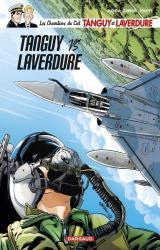 couverture de l'album Tanguy vs Laverdure