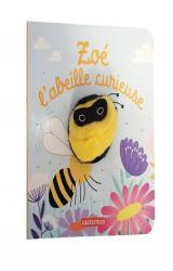 Zoé, l'abeille curieuse