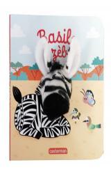 couverture de l'album Basile le zèbre