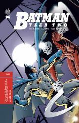 couverture de l'album Batman année deux