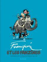 couverture de l'album Franquin et les fanzines