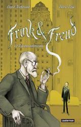 couverture de l'album Frink & Freud  - Le patient américain