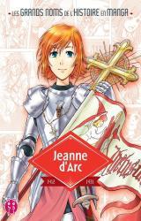 couverture de l'album Jeanne d'Arc