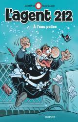 couverture de l'album A l'eau police -  Edition limitée