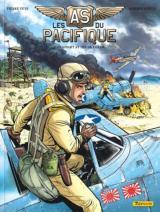 couverture de l'album Les as du Pacifique - Tome 2 - Gunfight at the OK Corail