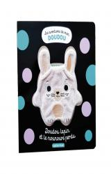 couverture de l'album Doudou lapin et le nounours perdu