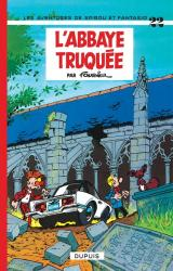 couverture de l'album L'abbaye truquée -  Edition limitée