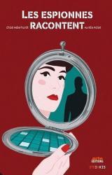 couverture de l'album Les espionnes racontent