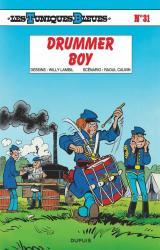 couverture de l'album Drummer Boy
