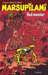 couverture de l'album Red monster