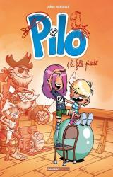 page album La fille pirate