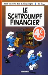 couverture de l'album Le Schtroumpf financier