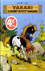 page album Le secret de Petit Tonnerre