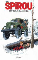 couverture de l'album Recueil Spirou 363