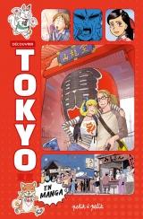 couverture de l'album Guide de Tokyo en Manga