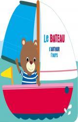 couverture de l'album Le bateau d'Arthur l'ours
