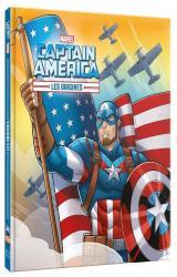 couverture de l'album Captain America  - Les origines