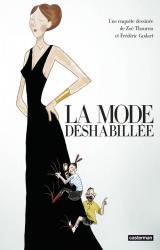 couverture de l'album La mode déshabillée