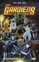 couverture de l'album Les Gardiens de la Galaxie  - Le dernier défi