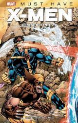 couverture de l'album X-Men  - Genèse Mutante