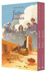 couverture de l'album Coffret en 2 volumes : Tomes 1 et 2 - Avec 1 ex-libris