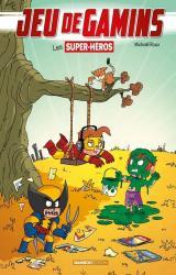 couverture de l'album Les supers héros