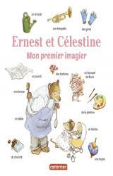 couverture de l'album Mon premier imagier Ernest et Célestine