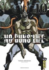 couverture de l'album No Guns life - Tome 10
