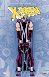 couverture de l'album X-Men: L'intégrale 1985 (II) (T11 Nouvelle édition)