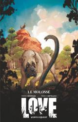 couverture de l'album Le Molosse