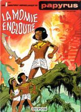 couverture de l'album La momie engloutie