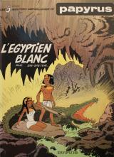 couverture de l'album L'Egyptien blanc