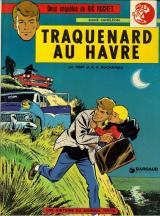 couverture de l'album Traquenard au Havre