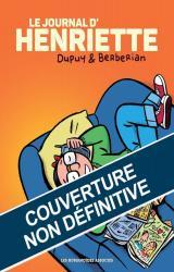 couverture de l'album Le Journal d'Henriette  - Intégrale