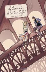couverture de l'album Le canonnier de la Tour Eiffel