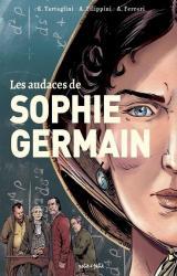 couverture de l'album Les Audaces de Sophie Germain