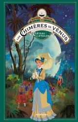 couverture de l'album Les Chimères de Vénus T.1 -  Edition de luxe