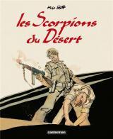 couverture de l'album Les scorpions du désert Intégrale