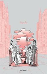 couverture de l'album Une histoire du Velvet Underground