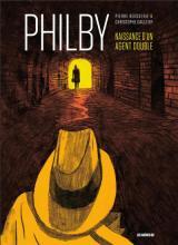 couverture de l'album Philby - Naissance d'un agent double