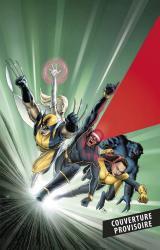 couverture de l'album Astonishing X-Men : Surdoués