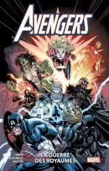 couverture de l'album Avengers T04: La guerre des royaumes