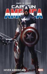couverture de l'album Captain America T01 : Hiver américain