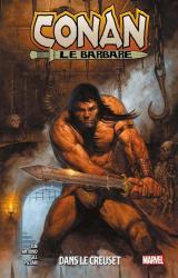 couverture de l'album Conan Le Barbare T03: Dans le creuset