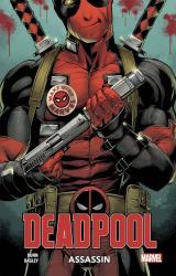 couverture de l'album Deadpool  - Assassin