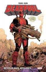 couverture de l'album Deadpool : Retour aux affaires