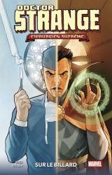 couverture de l'album Dr Strange - Chirurgien suprême: Sur le billard