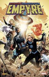couverture de l'album Avengers/Fantastic Four Empyre T.2