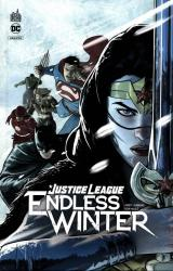 couverture de l'album Justice League Endless Winter