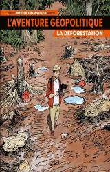 couverture de l'album La déforestation